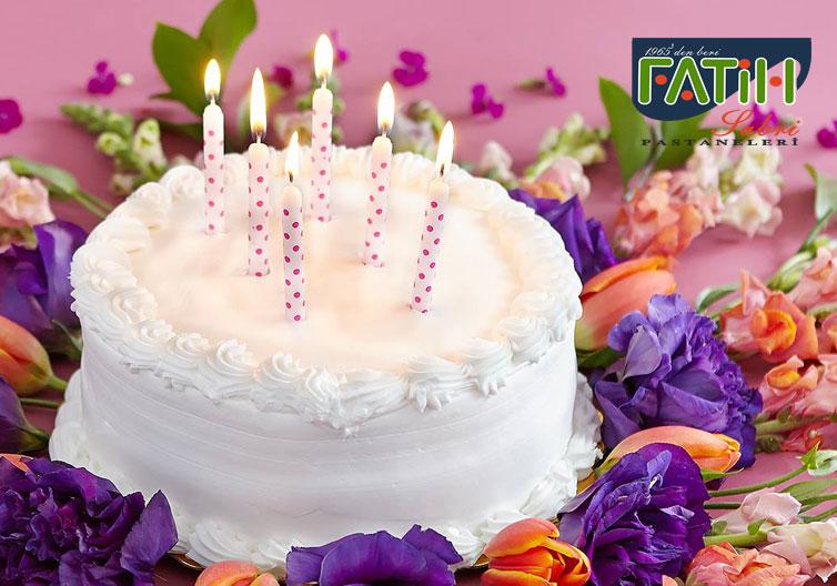 Doğum Günü Pastası Siparişi